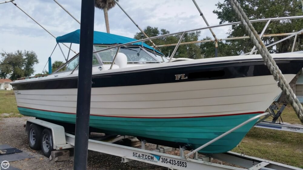 Lyman-Morse Biscayne 24 1975 Lyman 25 for sale in Sebastian, FL