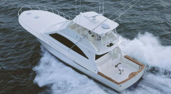 Ocean Yachts 62 Convertible Profile