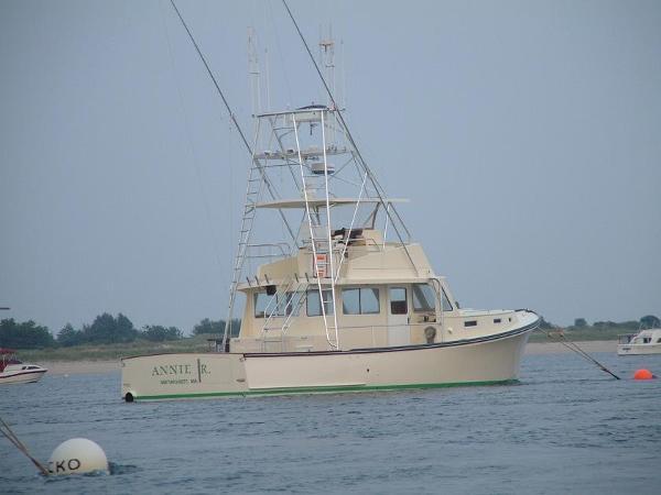 Wesmac Sportfish Wesmac 45