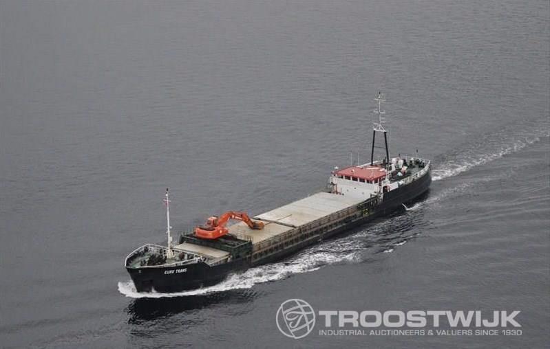 Norsovarflet - Ringkobing General Cargo