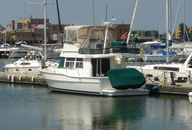 Mainship 390 Trawler