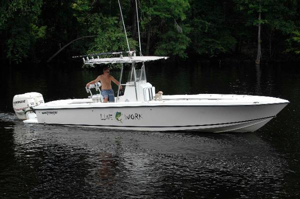Whitewater 28 Center Console