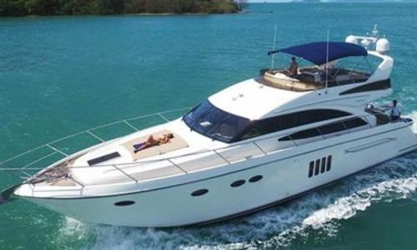 Princess 62 Flybridge
