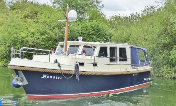 Jetten 34 Sedan Jetten 34 Sedan - Tingdene Boat Sales