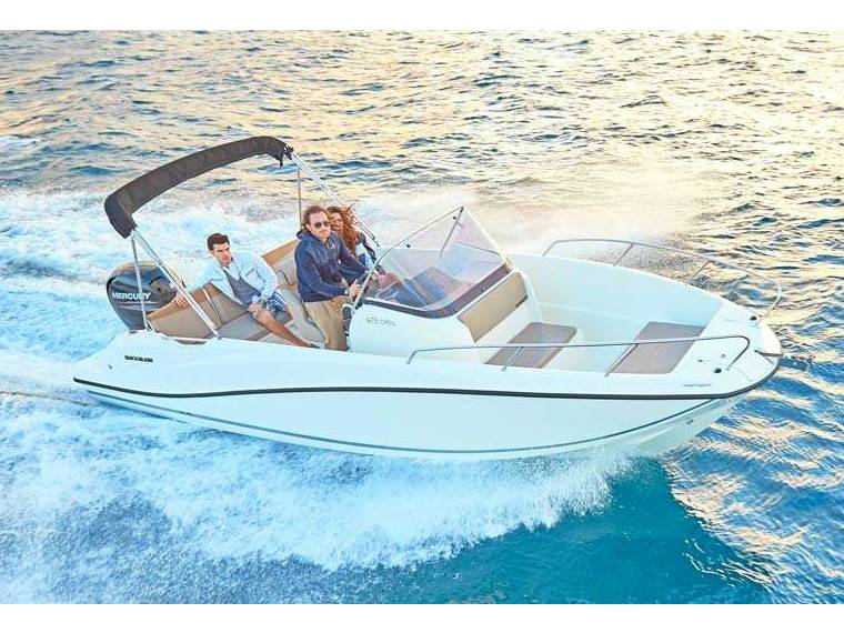 Quicksilver QUICKSILVER ACTIV 675 OPEN SMART