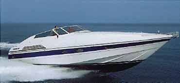 Pershing 45 OPEN Photo 1