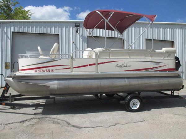 Smoker-craft 820 Sunchaser Fish