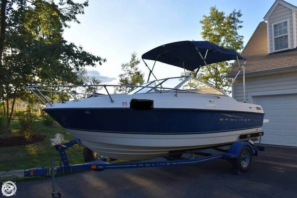 Bayliner 192 Discovery 2007 Bayliner 192 Discovery for sale in Richmond, VA