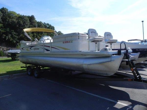 Fisher 24 Lifetime w/Trailer Profile