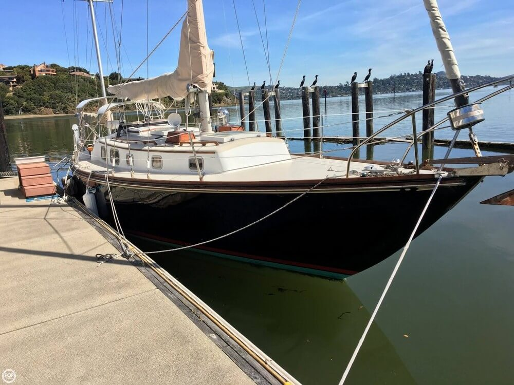 Bristol Boats 40 1974 Bristol 40 for sale in Sausalito, CA