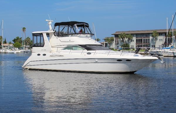 Sea Ray 420 Aft Cabin - Cummins Profile