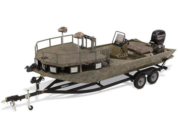 Tracker GRIZZLY® 2072 CC Sportsman
