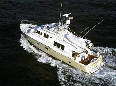 Mikelson Nomad Long Range Cruising Sportfish Photo 1