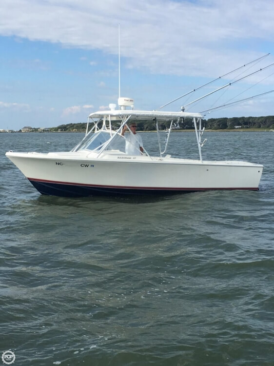Bertram 25 1964 Bertram 25 for sale in Harkers Island, NC