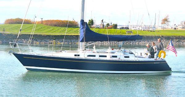 Norstar 40 Sailing Yacht Norstar 40