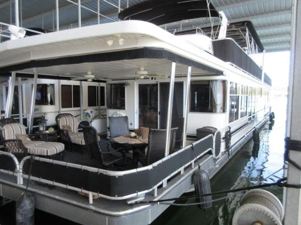 Sharpe Houseboat 16 X 80