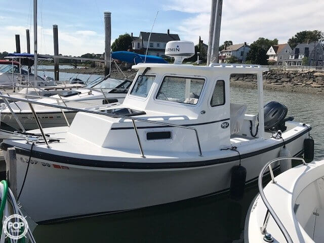 Eastern Sisu 22 2017 Eastern Sisu 22 for sale in Winthrop, MA