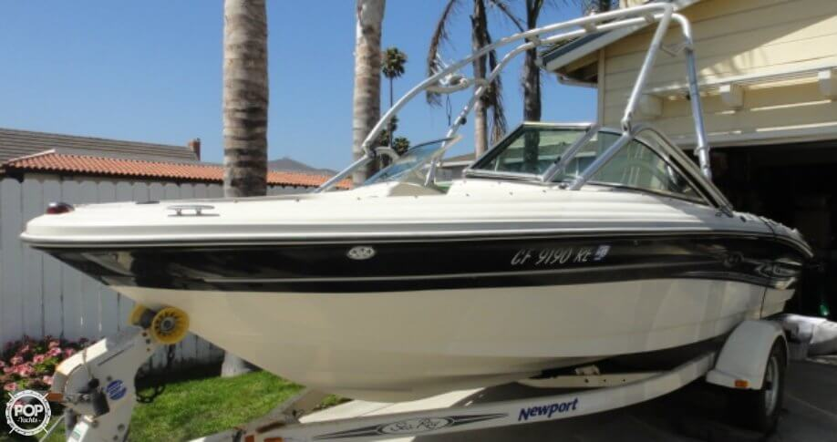 Sea Ray 185 Sport 2005 Sea Ray 185 Sport for sale in Ventura, CA