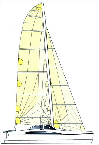 Boat drawing