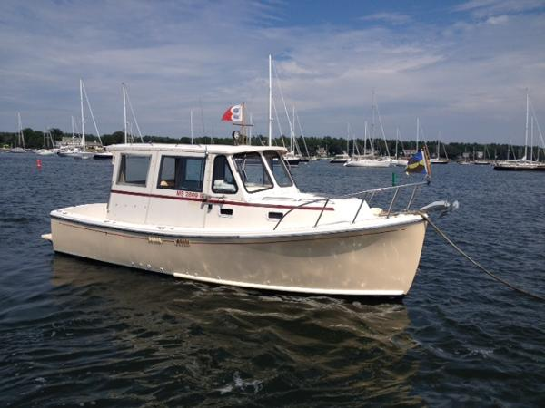 Atlas Boatworks Acadia 25