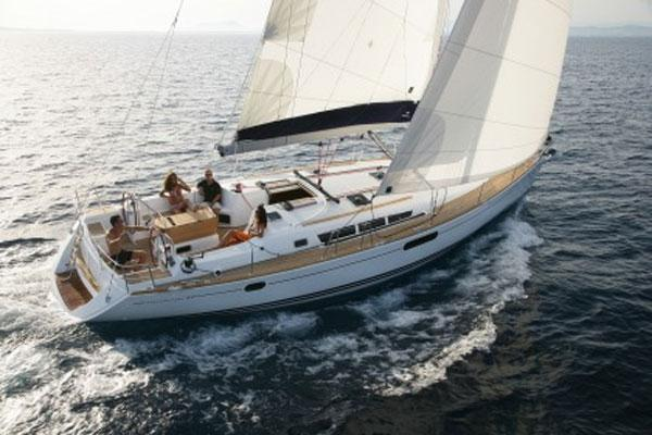 Jeanneau Sun Odyssey 49i Performance Manufacturer Provided Image: 49i Performance