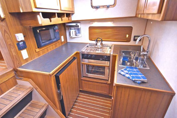 Traditional Galley