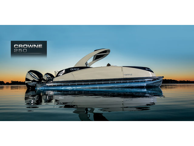 Harris FloteBote Crowne 250
