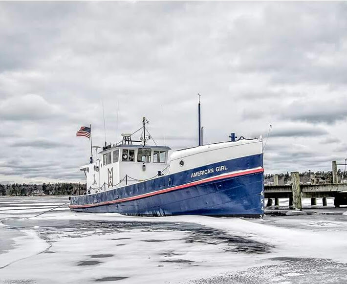 Tugboat American Girl
