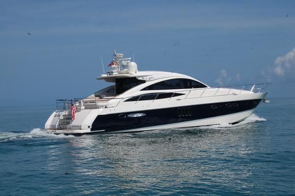 Princess V70 Viking V70 Sport Cruiser US Specs Gale Ann IV