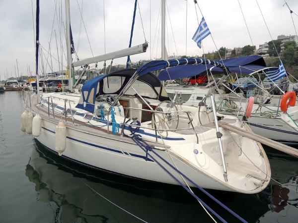 Bavaria 47 Teak Decks