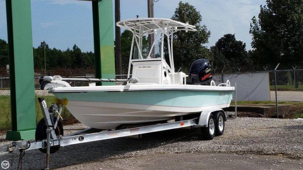 Blazer Boats 2420 2009 Blazer Bay 2420 for sale in Mobile, COA