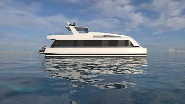 Overblue Yachts Overblue Motor Yacht