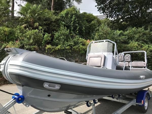 Highfield 640 Ocean Master DL