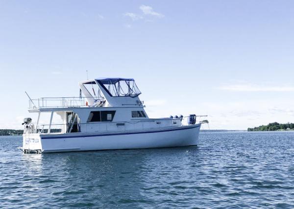Cape Islander 42 Trawler (Wilson & Wilcox)
