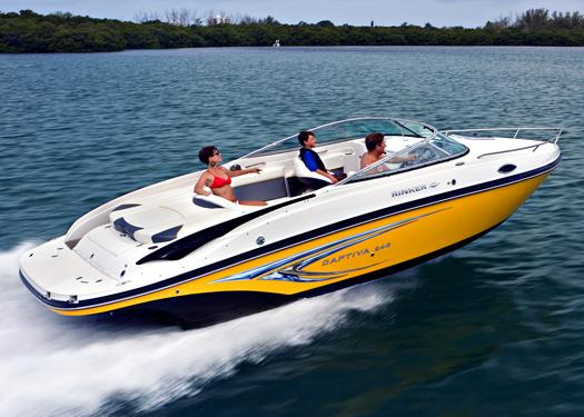 Rinker Captiva 246 CC Manufacturer Provided Image: Manufacturer Provided Image