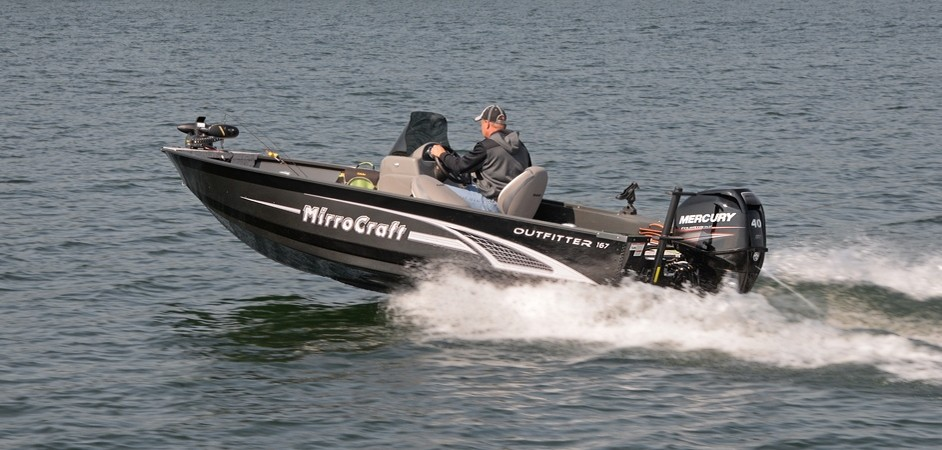 MirroCraft Outfitter 167SC-O