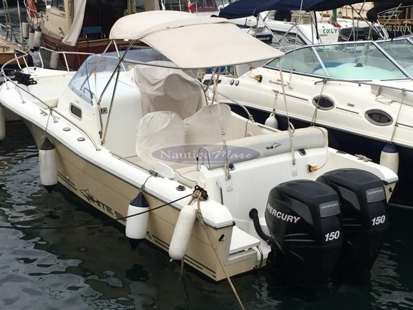 Kelt WHITE SHARK 248 SUNDECK WS 248 SUNDECK (4)