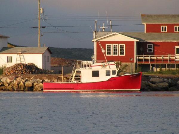 Atkinson Tourboat