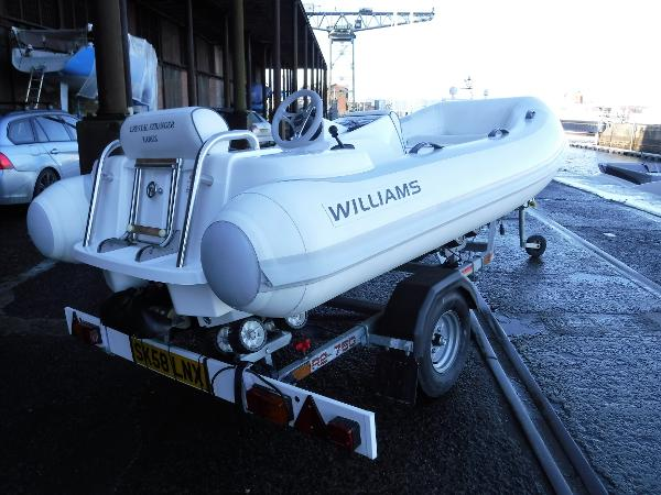Williams Jet Tenders Turbojet 325 Williams Turbojet 325 Built 2013