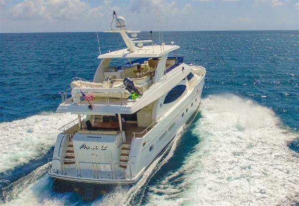 Hargrave 76' Motor Yacht