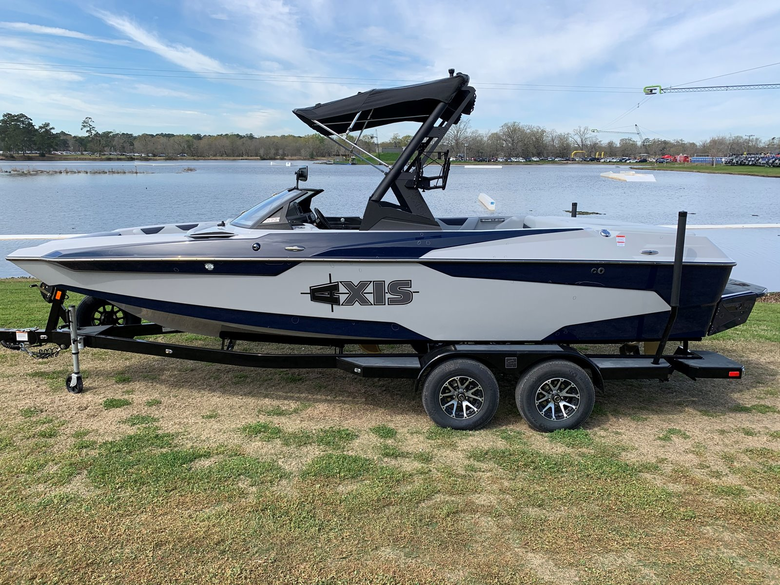 Axis Wake A SERIES A22