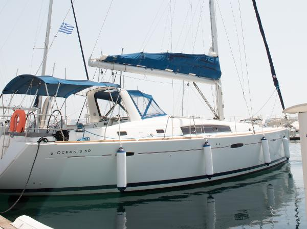 Beneteau Oceanis 50 Family Beneteau Oceanis 50 Family for sale in Greece