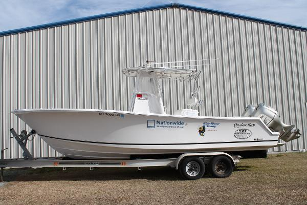 ONSLOW BAY 27 Offshore Edition 11' Hondas