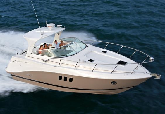 Rinker 360 Express Cruiser Manufacturer Provided Image: Manufacturer Provided Image
