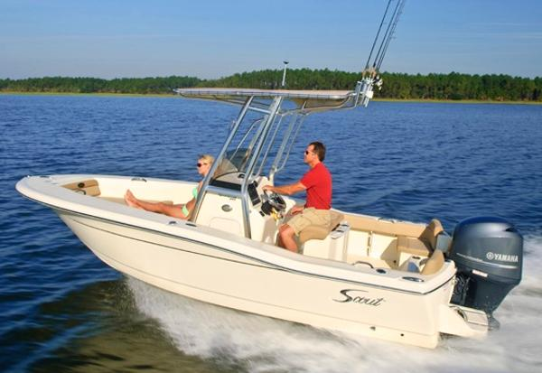Scout 195 Sportfish Manufacturer Provided Image