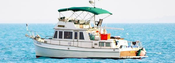Grand Banks Trawler 37'