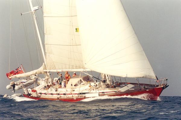 Mystic Catboat 60