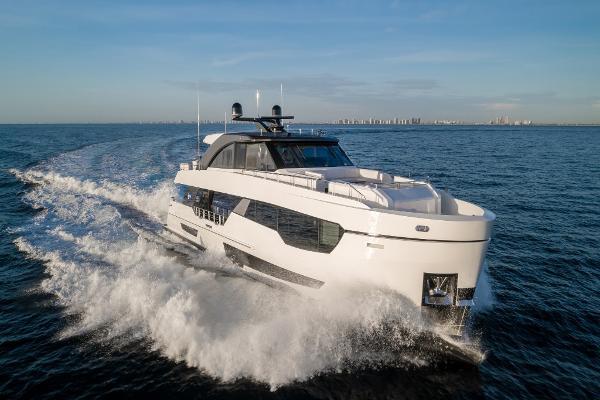 Ocean Alexander 90R Motoryacht