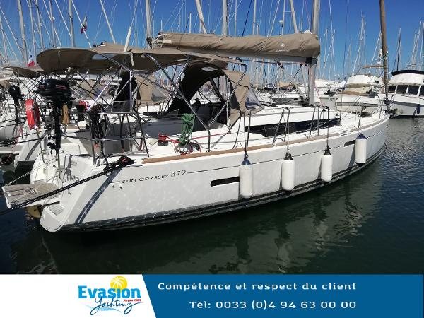 Jeanneau Sun Odyssey 379 jeanneau sun odyssey 379 second hand boat