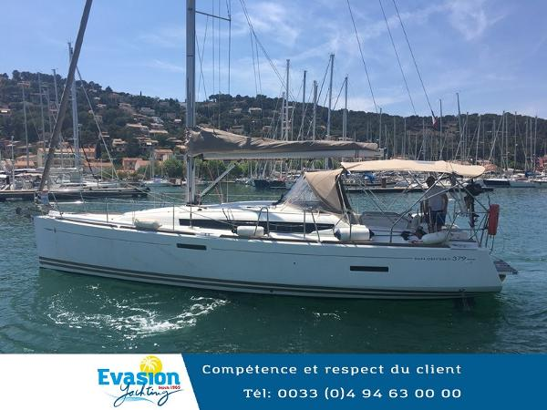 Jeanneau Sun Odyssey 379 second hand sailing yacht jeanneau sun odyssey 379